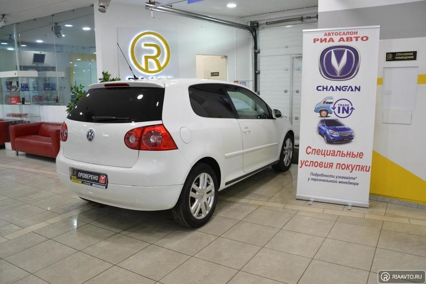 Volkswagen Golf с пробегом